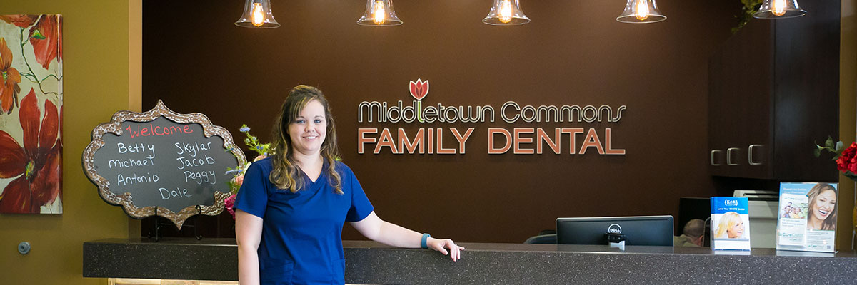 Dr. Laura Ward at Middletown Commons Family Dental